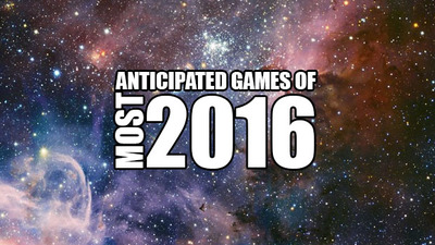 GZ's Top 5 of the Week: Most Anticipated Games of 2016