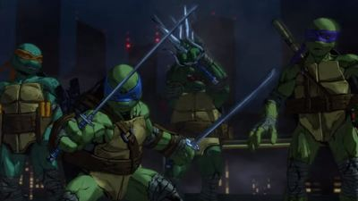 Here is the trailer for Teenage Mutant Ninja Turtles: Mutants in Manhattan courtesy of Activision