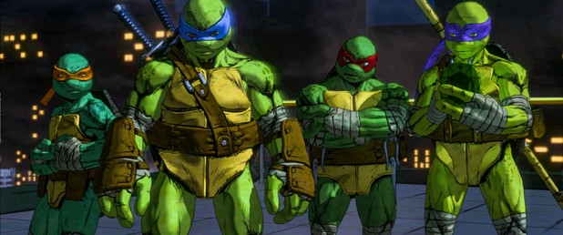 Teenage Mutant Ninja Turtles: Mutants in Manhattan - Feature