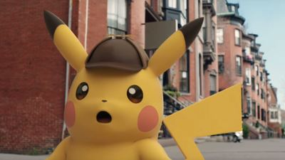 First look at newly announced Detective Pikachu 3DS game