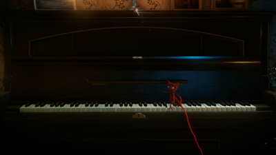 How music became the voice of Unravel