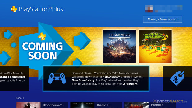 February's PS Plus games for PS4 revealed