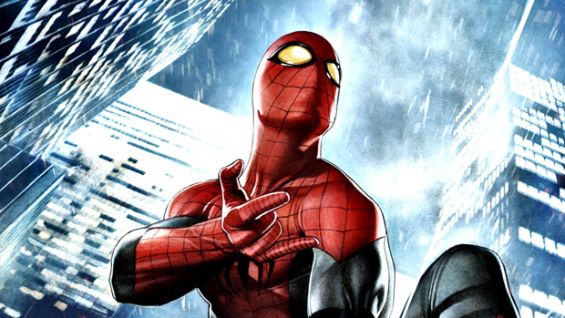 Spider man reboot swinging into imax