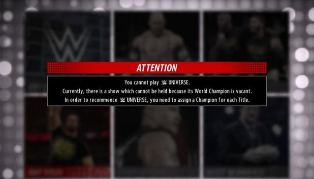 WWE 2K16 'Future Stars' DLC introduces game breaking bug on PS4, Xbox One