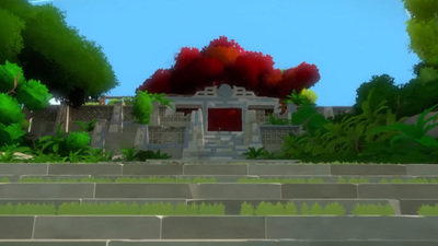 The Witness: Monastery (Red Oak Tree) Walkthrough