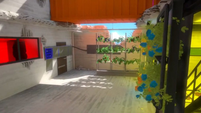 The Witness: Bunker (Flower Greenhouse) Walkthrough