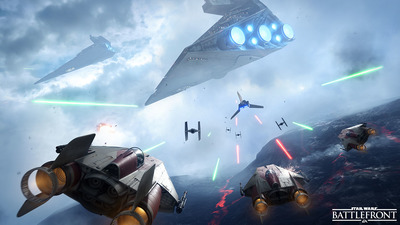 Star Wars Battlefront's A-Wing bug to be fixed in next patch