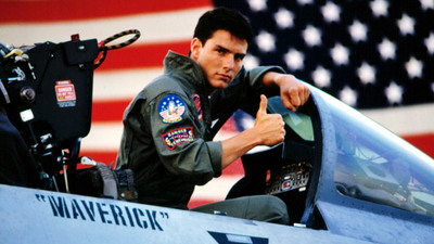 "Tom Cruise and Jerry Bruckheimer meet up to ""talk"" Top Gun 2"