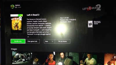 More proof Left 4 Dead 2 is coming to Xbox One