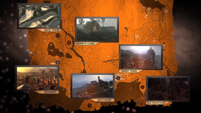 Explore Dying Light: The Following's new region in this video