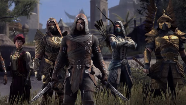 New elder scrolls online release date in Perth