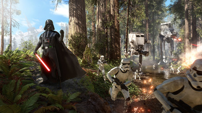 Star Wars Battlefront beats expectations with more than 13 million units shipped
