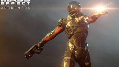 Mass Effect: Andromeda due for release by April 2017