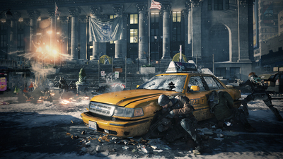The Division beta extended
