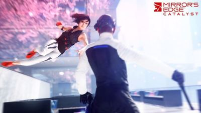 Something is being teased for Mirror's Edge Catalyst