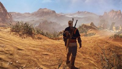 This Witcher 3: Wild Hunt mod will take you to forbidden lands