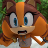 Sticks is now playable in Sonic Runners