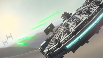 'LEGO Star Wars: The Force Awakens' coming this summer
