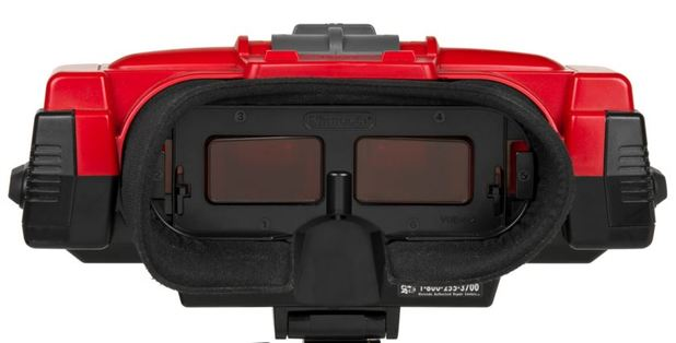 Nintendo returning to virtual reality, briefing suggests