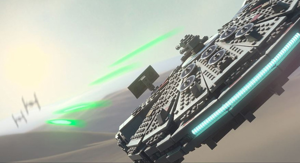 LEGO Star Wars: The Force Awakens - Feature