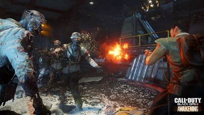 Call of Duty: Black Ops 3 'Awakening' DLC out now on PS4