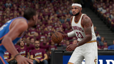 NBA 2K makers being sued over players' tattoos