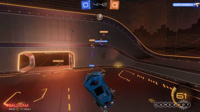 'Rocket Labs' brings three new maps to Rocket League this month