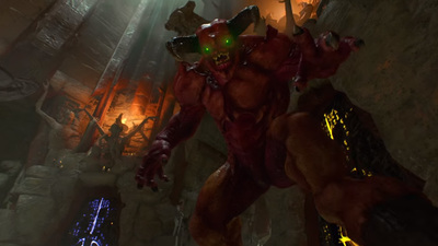 DOOM's new trailer is violent, gory, and everything we love