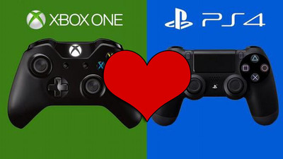 Microsoft approves of inter-console Romeo and Juliet relationship