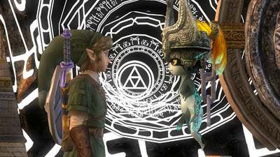 Here's what's new in The Legend of Zelda: Twilight Princess HD for Wii