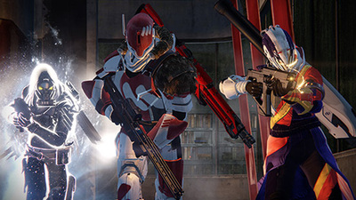 'Freelance' playlists coming to Destiny next week