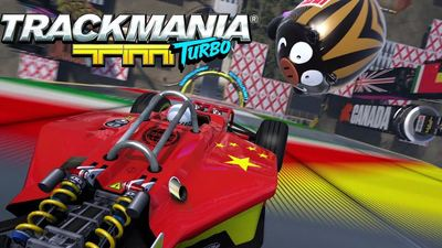 Trackmania Turbo gets release date and new trailer