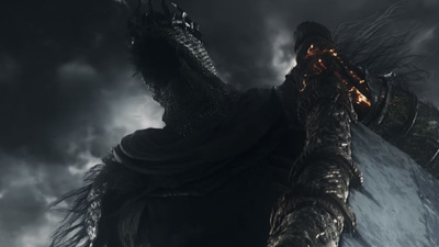 Dark Souls 3's opening cinematic is an invitation to your death