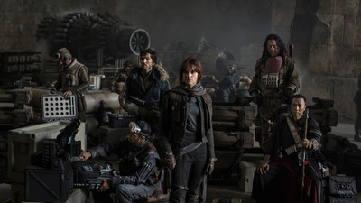 Rumor: Star Wars: Rogue One toys to be revealed this weekend
