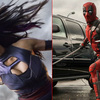 Olivia Munn shows off deadly sword skills with Ryan Reynolds