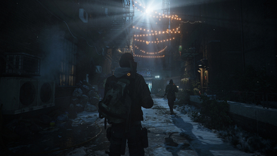 Tom Clancy's The Division Open Beta dates announced