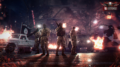 Hatred developers announce new game, IS Defense