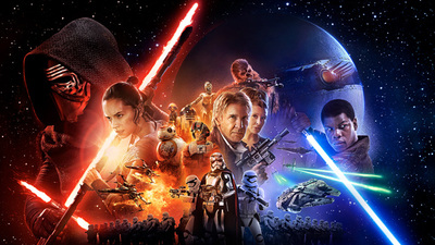 Star Wars: The Force Awakens helps deliver best quarter in Disney's history