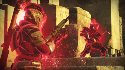 Guardians channel Romeo and Juliet for new Destiny farming trick