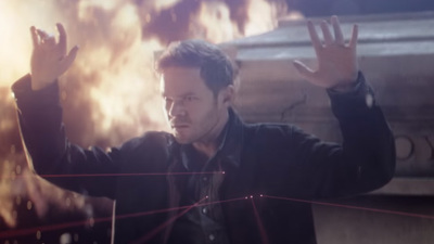 Quantum Break's live-action trailer plays with the power of time