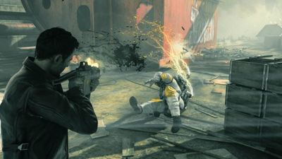 Pre-order Quantum Break for Xbox One, get free copy for PC