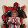 Deadpool gets Betty White's stamp of approval