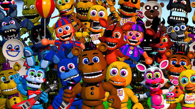 Five Nights at Freddy's World re-released for free
