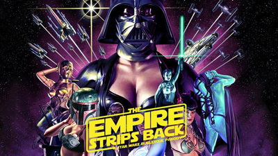 YES! Star Wars Burlesque Parody 'The Empire Strips Back' is coming to America