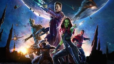 Guardians of the Galaxy Vol. 2 official logo unveiled