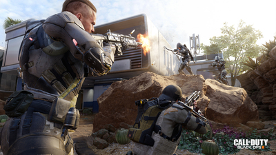 Call of Duty Black Ops 3, LEGO Marvel Avengers top U.K. charts once again