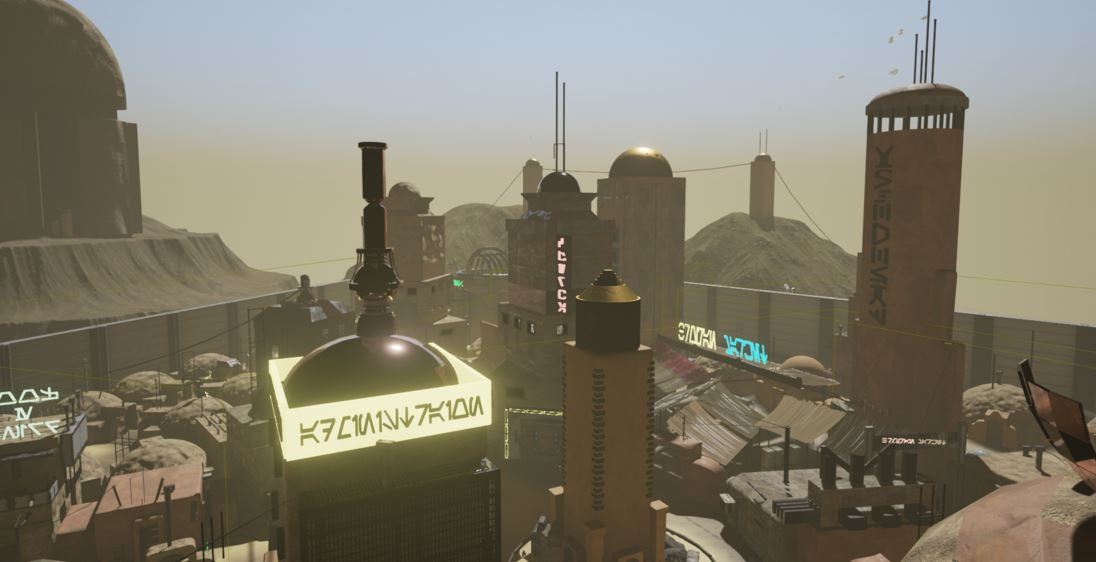 Indie Team Remaking Knights Of The Old Republic In Unreal Engine 4