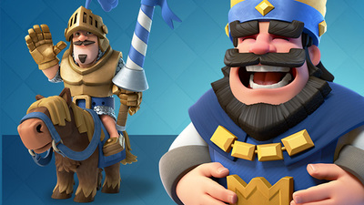 Clash Royale soft launches on Android
