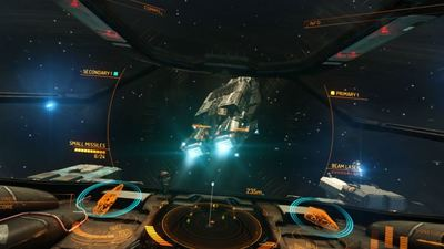 Elite: Dangerous spinoff brings standalone Arena mode