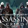 Top 5 coolest features in the Assassin's Creed series